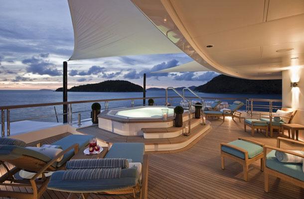 onassis modern yacht